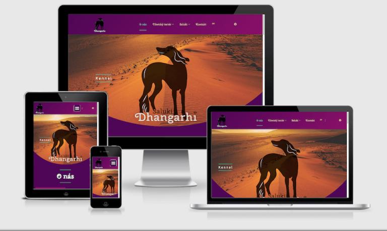 Chovateľská grafika, tvorba web stránok