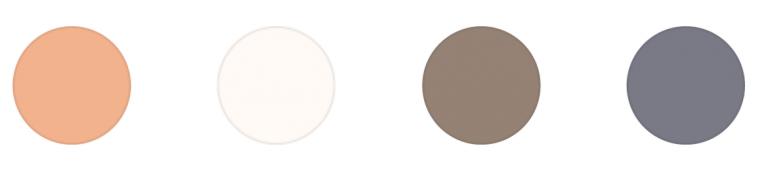 Farebná schéma stránky
